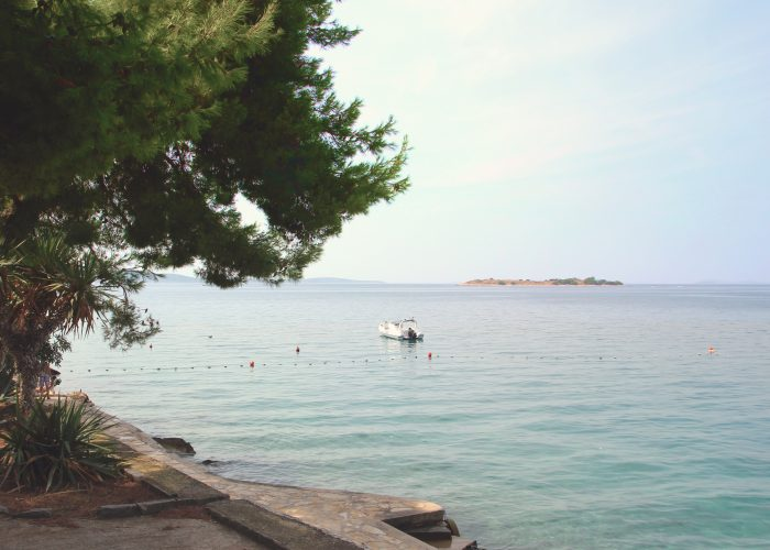 tribunj beach