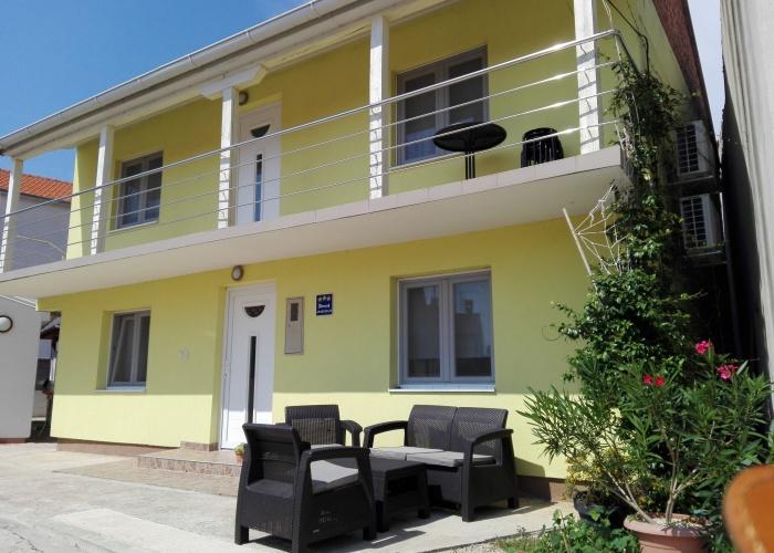 accommodation in Tribunj